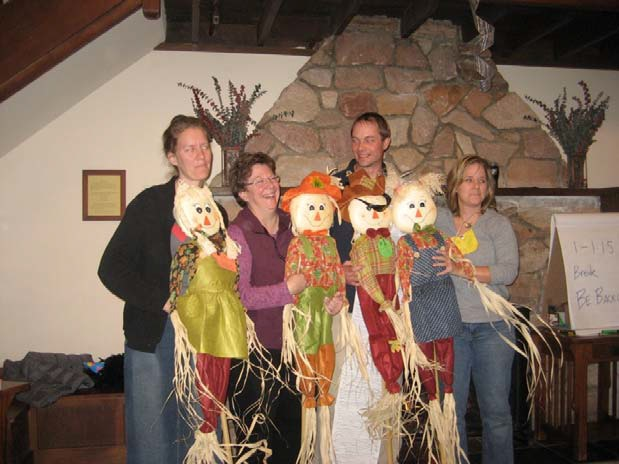 Scarecrow group
