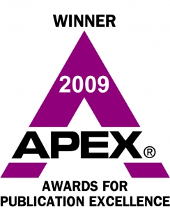 Logo for 2009 APEX - Award for Publication Excellence 2009