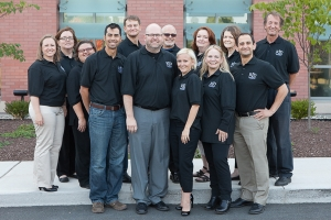 2014 Board group photo (taken at American School for the Deaf)