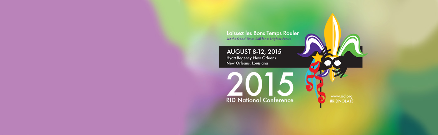2015 New Orleans Conference Logo