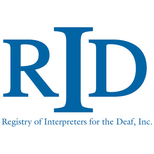 Registry of Interpreters for the Deaf (RID)