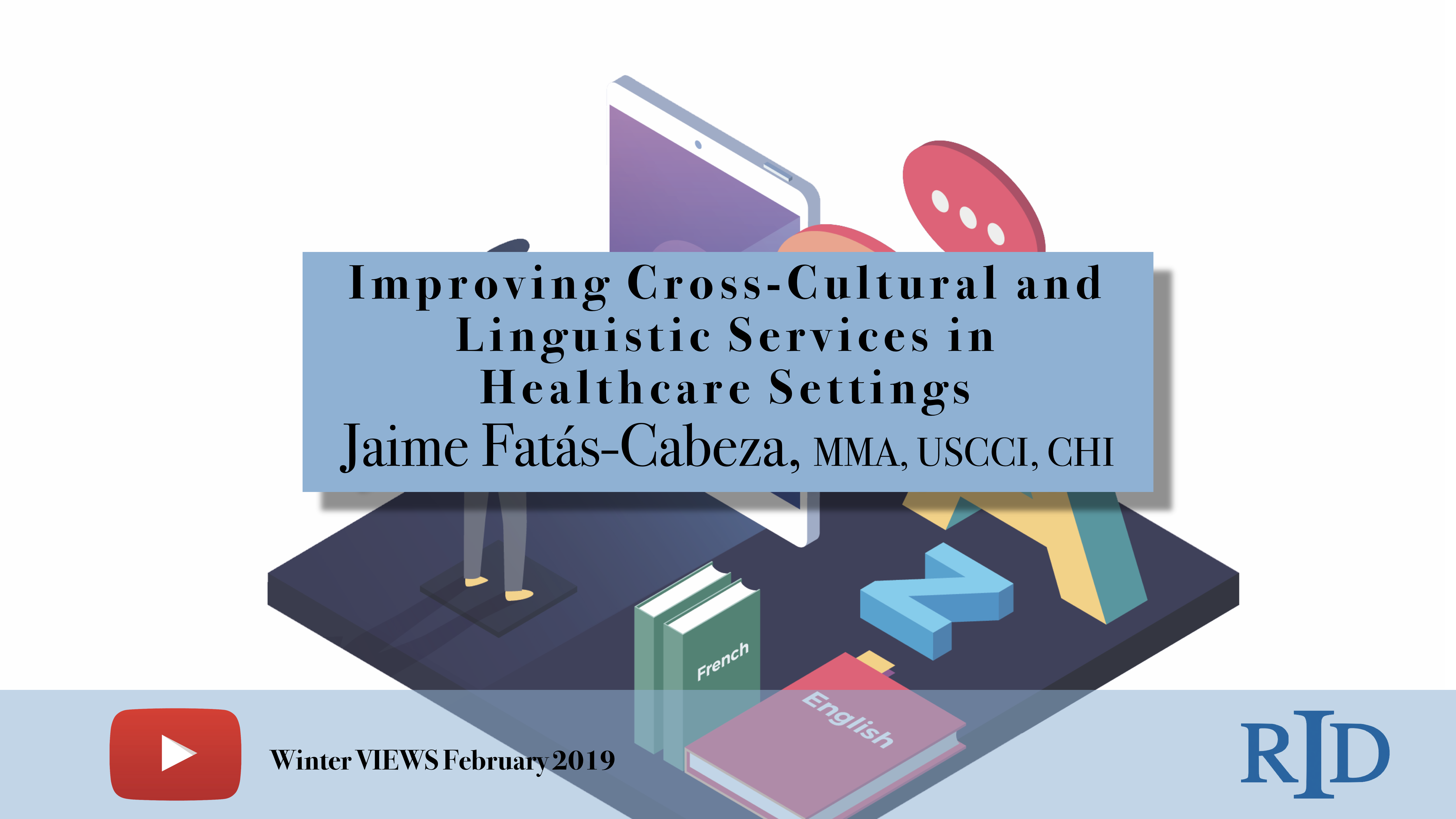 Improving Cross-Cultural and Linguistic Services in Healthcare Settings