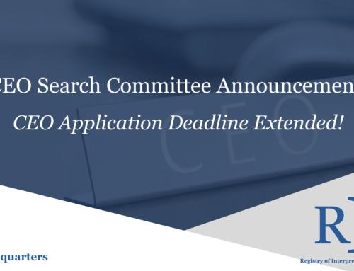 CEO Application Deadline Extended!