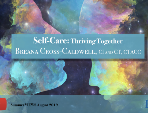 Self-Care: Thriving Together